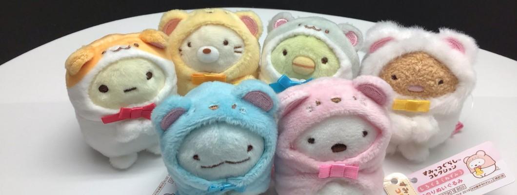 日本控【角落生物超萌新品 2020鼠年系列限定小沙包搶先開箱!】